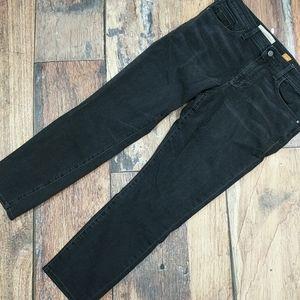 Anthropologie Pilcro Style 32 Black Denim Jeans